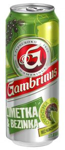 Gambrinus-Bezový 0,5 PLECH