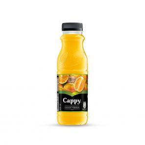 Cappy Pomeranč 100% 330ml  PET