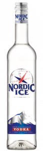 Nordic Ice Vodka 37,5% 1L