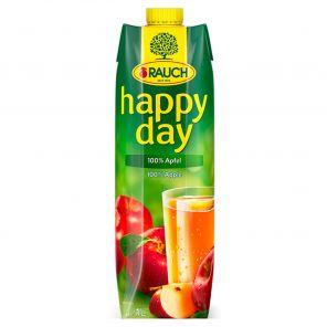 Happy Day JABLKO 100%  1L 12KS/BALE
