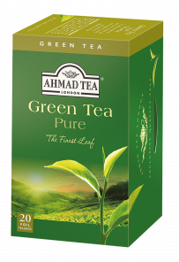 Ahmad Green Tea 20 sáčků Alupack