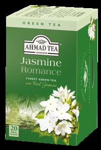 Ahmad Green Jasmeen Tea 20 sáčků