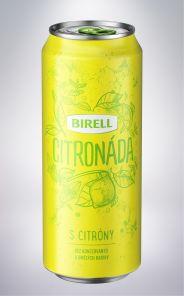 Birell C-Citronáda 0,5l PLECH
