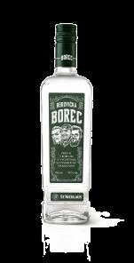 Borovička Borec 38% 0,7L