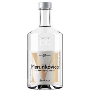 Žufánek Meruňkovice 45% 0,5l