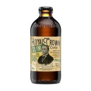 Royal Crown Cola Slim 0,25l SKLO