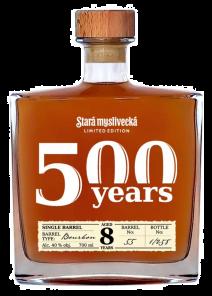 Stará Myslivecká Bourbon S.Barrey