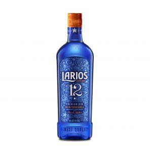 Gin Larios 12 40% 0,7l