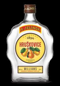 RJ WILLIAMS Hruškovíce 42% 0,7l