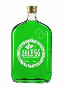 BARTIDA Zelená Peprmintový Likér 1L