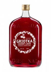 BARTIDA Griotka Víšňový Likér 1L