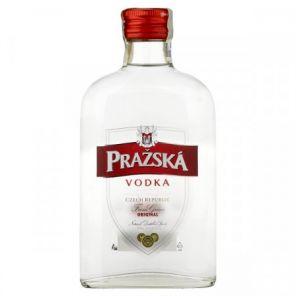 Vodka Pražská 0,2L 37,5%