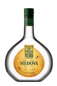 Prostějovská MEDOVÁ Starozlatá 0,5l