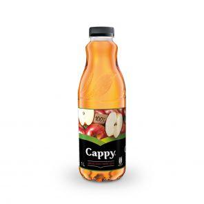Cappy Jablko 100% 6*1L  PET