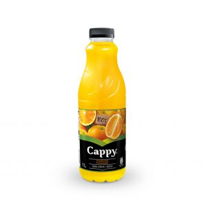 Cappy Pomeranč 100% 6*1L  PET