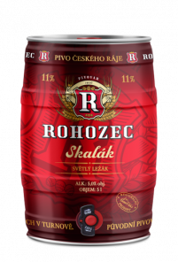ROHOZEC 11% Skalák Soudek 5l