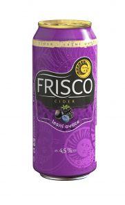 Frisco Lesní Ovoce  0,4L PLECH