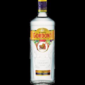 Gin Gordons Dry 1L  37,5%