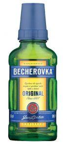 Becherovka 38%  0,1l