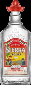 Tequila Sierra Silver 1L