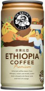 Mr.Brown Ethiopia 24*250ml PLECH