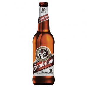 Gambrinus 10% 0,5 SKLO 20KS/BASA