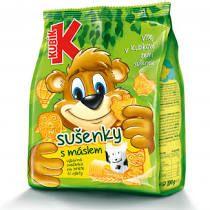 KUBÍK sušenky s MÁSLEM 15*100g