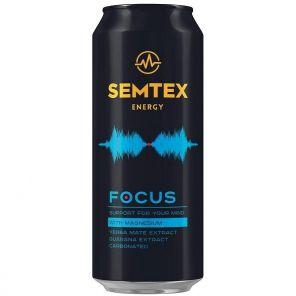 Semtex Focus 24*500ml PLECH