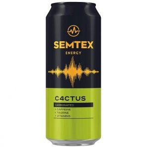 SEMTEX CACTUS 24*0,5L PLECH
