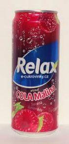 Relax PL.Limonáda COLA-MAL 12*0,33