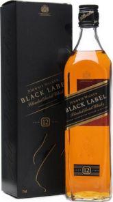 Johnnie Walker Black 12y L