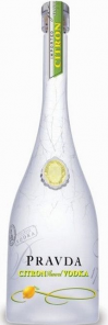 Vodka PRAVDA Citron 0,7L 37,5%