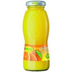 RAUCH Pomeranč s dužinou 0,2l SKLO