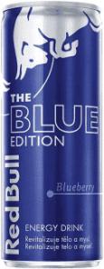 Red Bull Blue Edition Plech 24*0,25