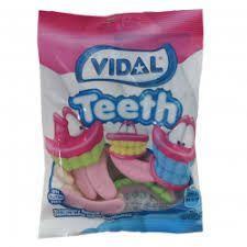 Bonbony Teeth bags