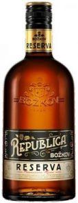 Rum Republika Reserve 0,7L 38%