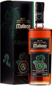 Rum MALTECO 15Y 0,7L 40%