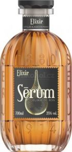 Rum Sérum Elexir 0,7l 35%
