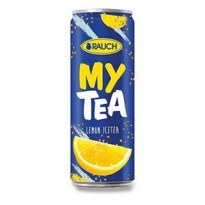 RAUCH Ice Tea Citron 0,35 PLECH