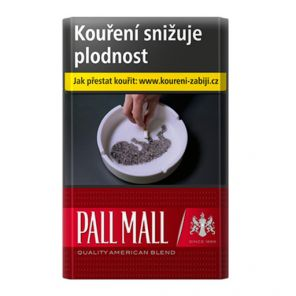 Pall Mall Red  F117