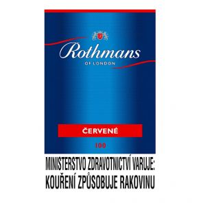 Rothman Red F116