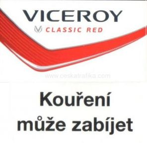 Viceroy Classic red F110