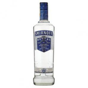 Vodka Smirnoff Blue