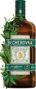 Becherovka Unfiltr.0,5l  38%